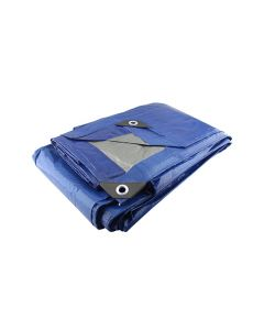 Lona azul uso ligero 4m x 5m