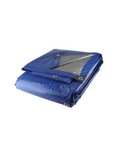 Lona azul uso ligero 6m x 12m