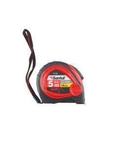 Flexómetro auto lock, 5m x 19mm