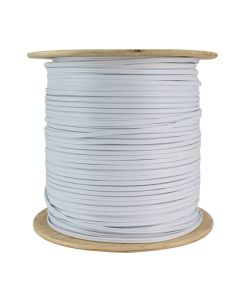 Cable Pot blanco 12 AWG, 250m