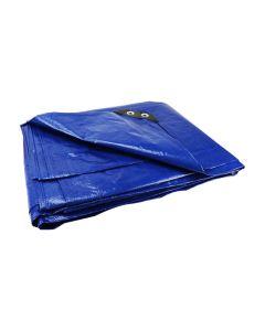 Lona premium azul 1.5 x 2 m