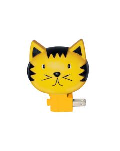 Lámpara de noche, figura de gato 4W