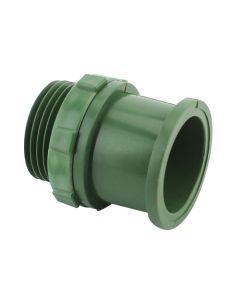 """Conector de PVC ligero 13mm(1/2"""")"""