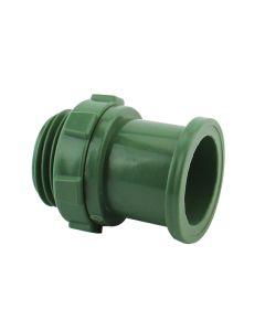 """Conector de PVC pesado 13mm(1/2"""")"""