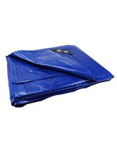 Lona azul uso ligero 2m x 3m
