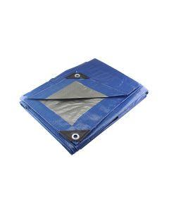 Lona azul uso ligero 3m x 4m