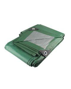 Lona verde uso ligero 4m x 5m